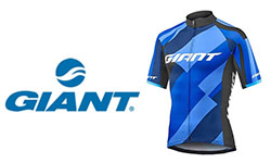 New Giant Brand Cycling Kits