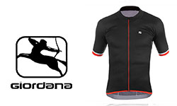 New Giordana Brand Cycling Kits