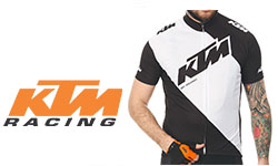 New KTM Brand Cycling Kits