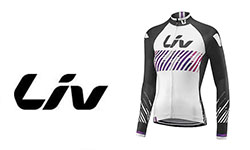 New Liv Brand Cycling Kits