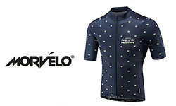 New Morvelo Brand Cycling Kits