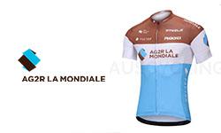 New AG2R La Mondiale Cycling Kits 2018