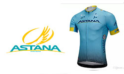 New Astana Cycling Kits 2018