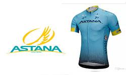 New Astana Cycling Kits 2018