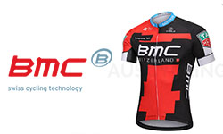 New BMC Cycling Kits 2018