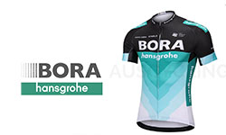New Bora Cycling Kits 2018