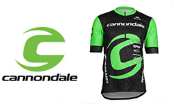 New Cannondale Cycling Kits 2018