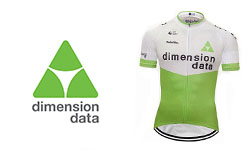 New Dimension Data Cycling Kits 2018