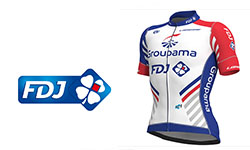 New Groupama-FDJ Cycling Kits 2018