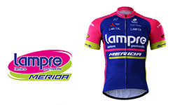 New Lampre Merida Cycling Kits 2018