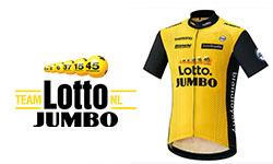 New Lotto NL-Jumbo Cycling Kits 2018