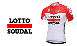 New Lotto Soudal Cycling Kits 2018