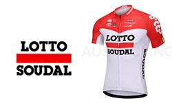 New Lotto Soudal Cycling Kits 2018