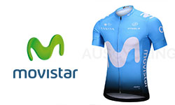 Movistar   New Movistar Cycling Kit 2018 Sale 5b67ecdc8
