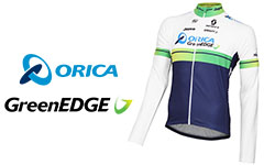 New Orica GreenEDGE Cycling Kits 2018