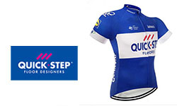 New Quick Step Floors Cycling Kits 2018