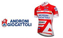 New Androni Giocattoli Cycling Kits 2018