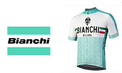 New Bianchi Cycling Kits 2018