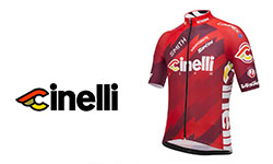 New Cinelli Cycling Kits 2018
