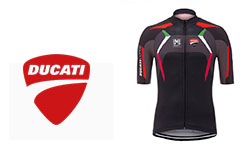New Ducati Cycling Kits 2018