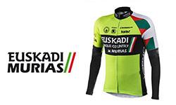 New Euskadi Murias Cycling Kits 2018