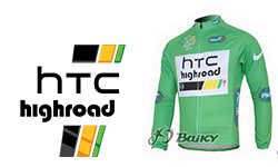 New HTC-Highroad Cycling Kits 2018