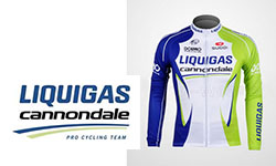 New Liquigas Cannondale Cycling Kits 2018