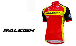 New Raleigh Cycling Kits 2018