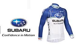 New Subaru Cycling Kits 2018