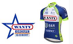 New Wanty Cycling Kits 2018