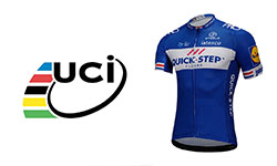 UCI Quick Step Floors Cycling Jersey from www.cyclingkits2019.com