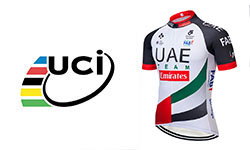 UCI UAE Cycling Jersey from www.cyclingkits2019.com